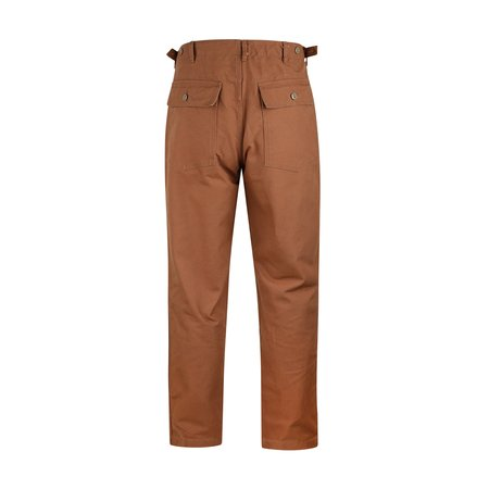 Engineered Garments Duck Canvas Fatigue Pants - Brown