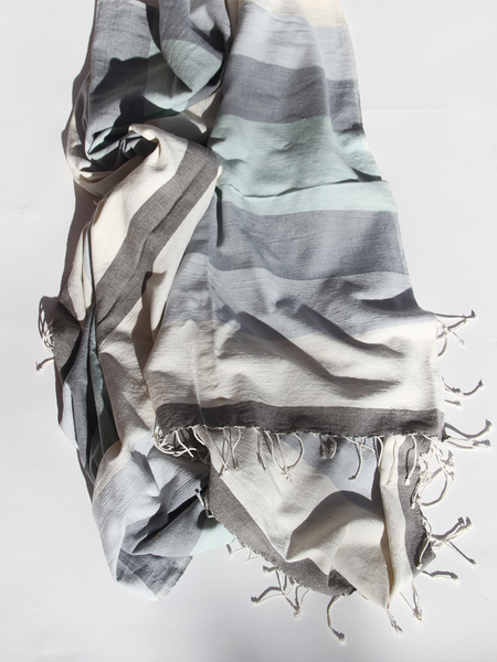 Bole Road Afar Throw - Mist