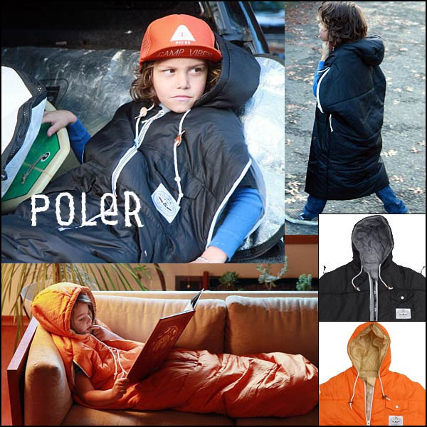 Poler the Napsack - Furry Camo