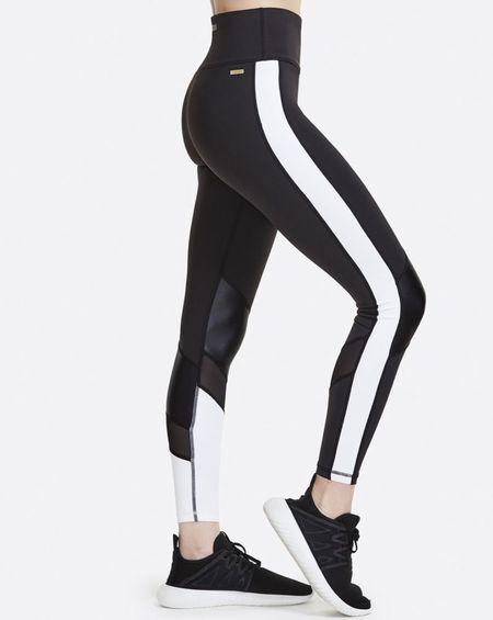 ALALA Freestyle Tight - Black/White