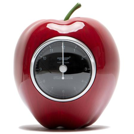 Medicom Toy x Undercover Gilapple Clock 160mm - Red
