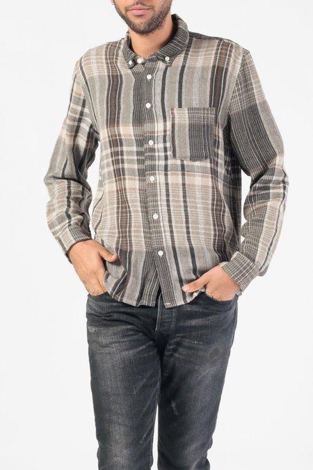 Native North Johan Forage Shirt - Brown