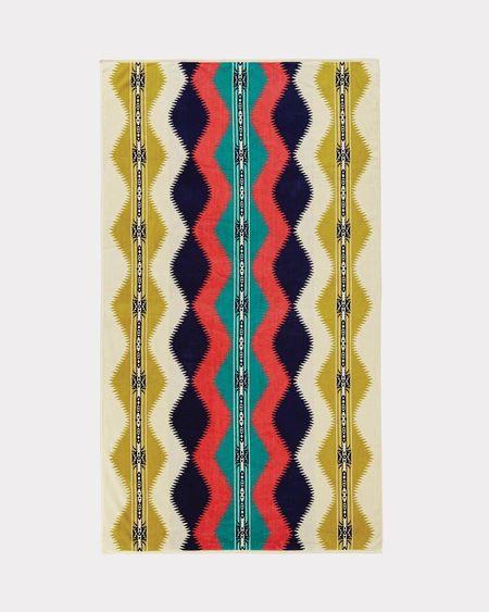 Pendleton Saguaro Pistachio Spa Towel