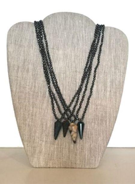 Saint Mart Reiki Pendulum Necklace