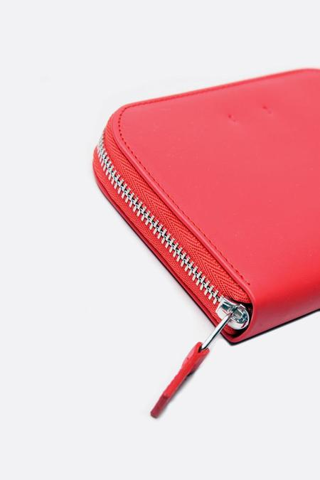 PB 0110 CM 3.1 Small Wallet - Red