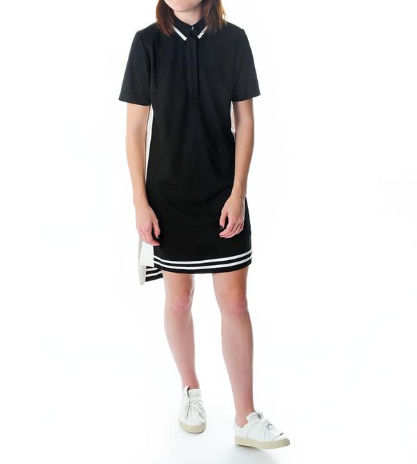 Public School Polo Shirt Dress