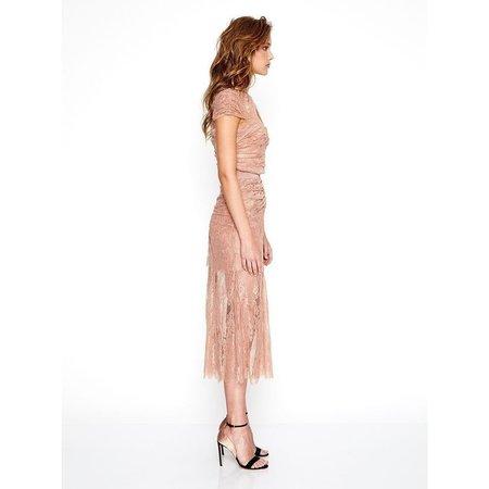 ALICE MCCALL Because You Need Me Skirt - Cinnamon