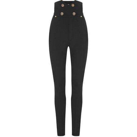 ALICE MCCALL Shut The Front J'Adore Jeans - BLACK