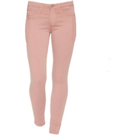 AG: Adriano Goldschmied The Legging Ankle - Misty Mauve