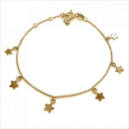 Gag et Lou Star Constellation Bracelet - Gold