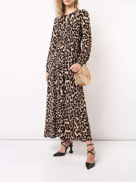 Baum und Pferdgarten Agnete LS Dress - Wild Leopard