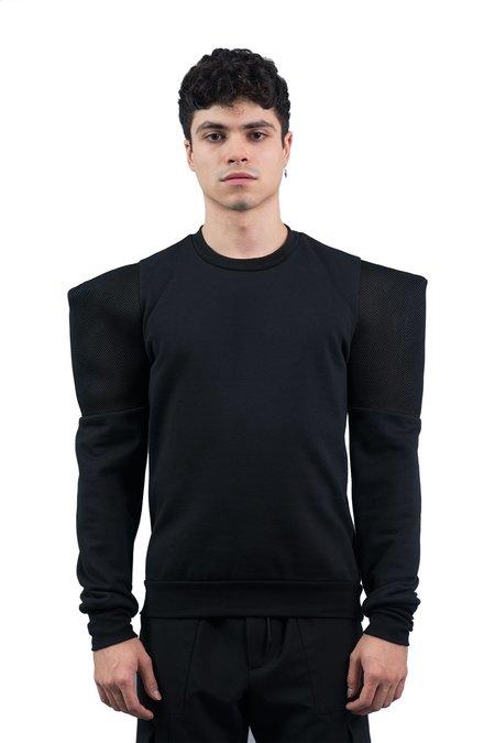 Dusty PORRAS Sweatshirt - Black