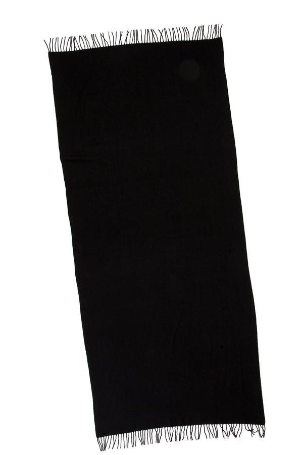 Men's Yarnz Black Wool Throw
