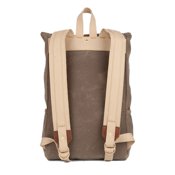 Archival Roll Top Backpack