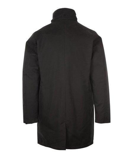 49 Winters The Mac Coat - Black