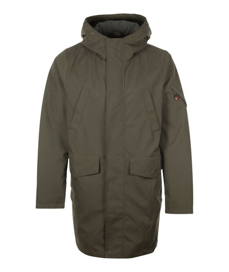 49 Winters The Parka - Green