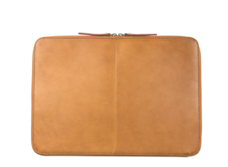 O My Bag Zipper Laptop Sleeve 15″ - Eco Classic Camel