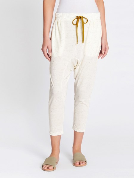 C & M Camilla And Marc Abella Drop Crotch Pant - Ivory