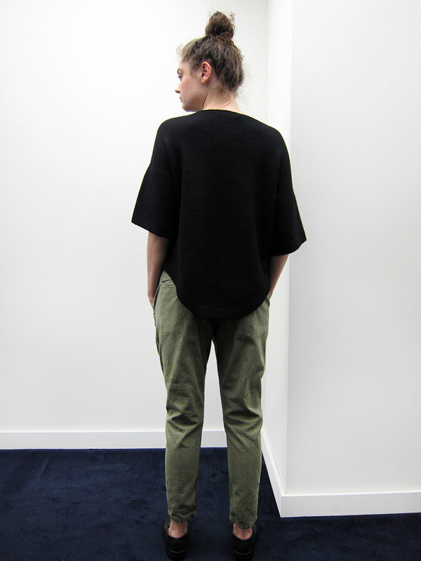 Kapital Canvas Sarouel Nouvelle Pants