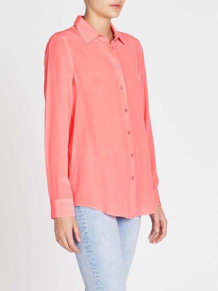 Equipment Essential Shirt - Pink