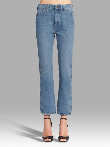 MiH Jeans Cult Jean - Mid Denim