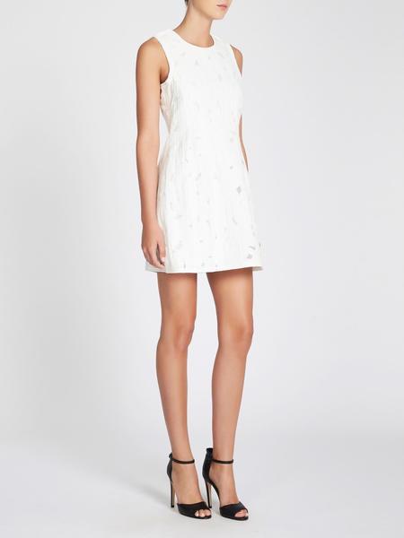 Camilla and Marc Benito Mini Dress - OFF WHITE