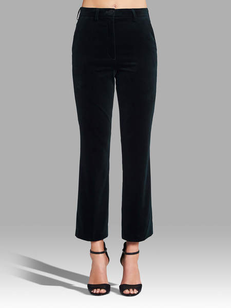 MiH Jeans Coler Flare Pant - Midnight-Blue