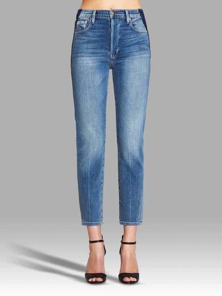 FRAME Denim Le Original Gusset Jeans