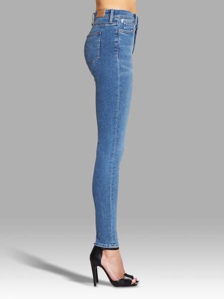 MiH Jeans Bodycon Skinny Jean - Rollo