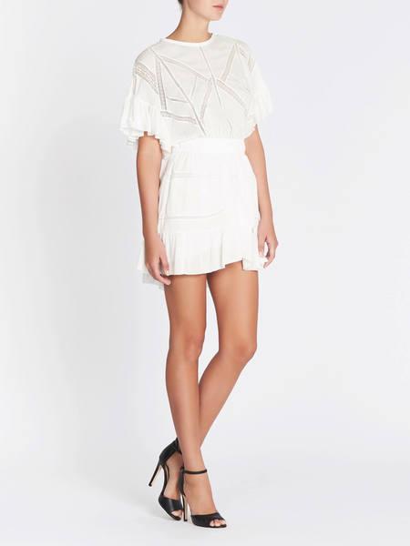IRO Kimcey Dress - Ecru