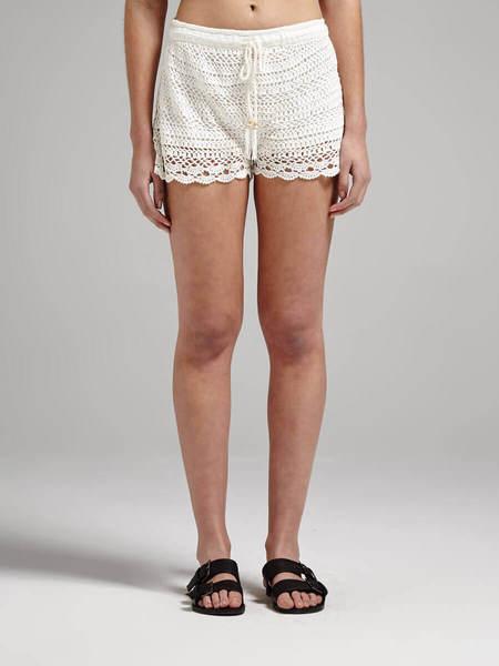 Joie Maera Crochet Short