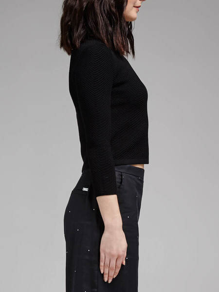 Rebecca Minkoff Aria Sweater - Black