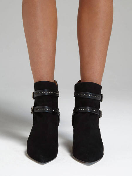 IRO Salix Boots - Black