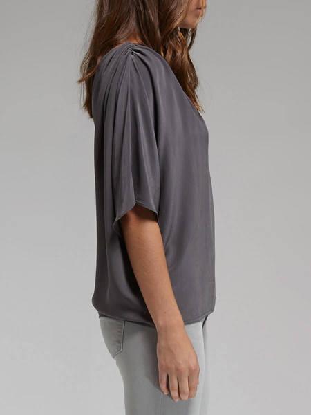 Joie Ramiera Top - Dark Grey
