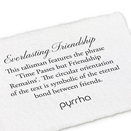 Pyrrha Everlasting Friendship Necklace