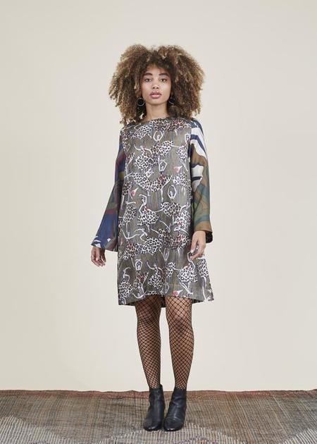 La Prestic Ouiston Madrid Shift Dress