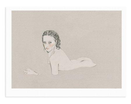 Kelly Thompson #19 Art Print