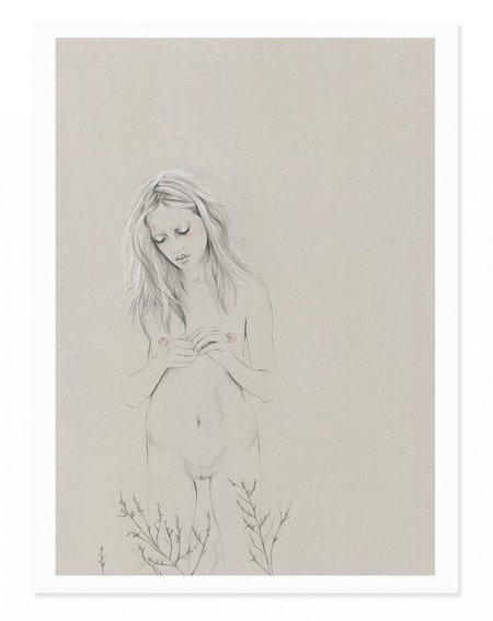 Kelly Thompson #24 Art Print