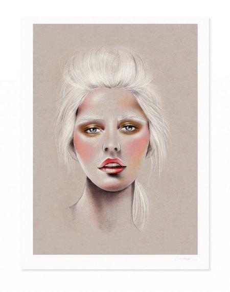 Kelly Thompson Bannie Art Print