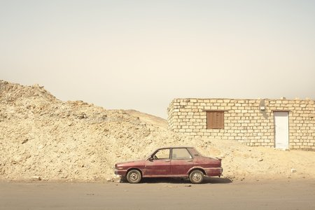 Chris Sisarich Car - Egypt