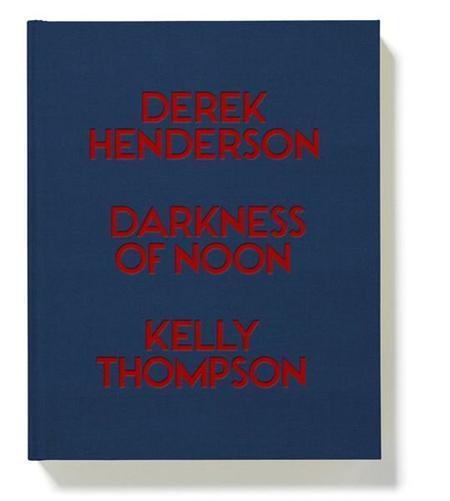 "Kelly Thompson and Derek Henderson ""Darkness of Noon"" Book"