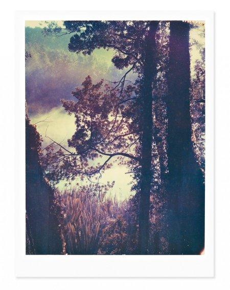 Adam Custins Lake Mattheson Art Print