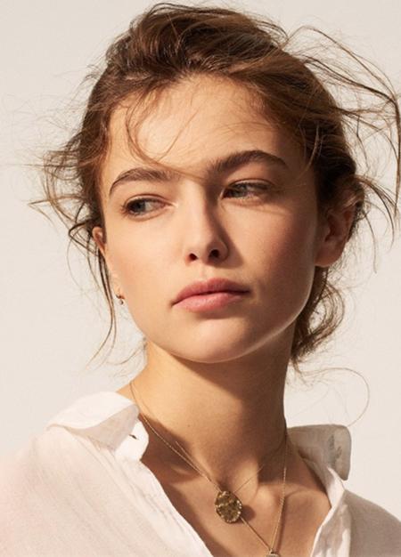 Pascale Monvoisin Lara Hoop Earrings