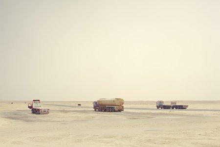 Chris Sisarich Trucks - Egypt