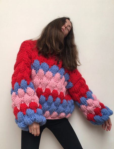 The Knitter Ugly Jumper