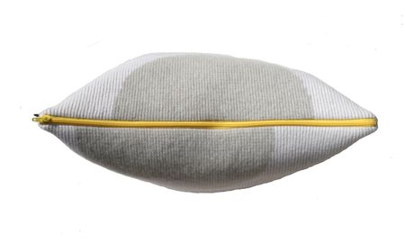 Giannina Capitani Forma cushion - greyscale