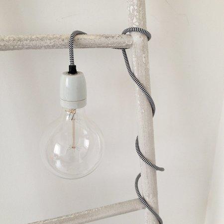 An Artful Life Bare bulb flex light