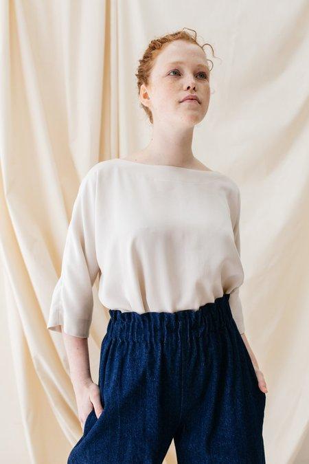 Lauren Winter Stella Top - Ivory