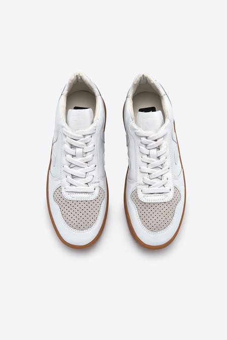 UNISEX Veja V-10 - Extra White/Natural Sole