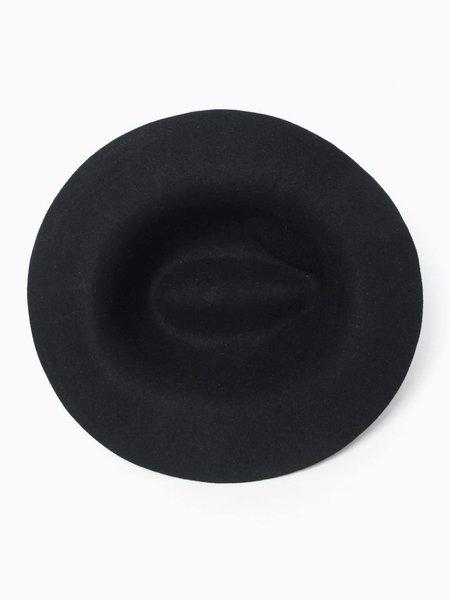 Unisex Reinhard Plank Uniform Hat - Black